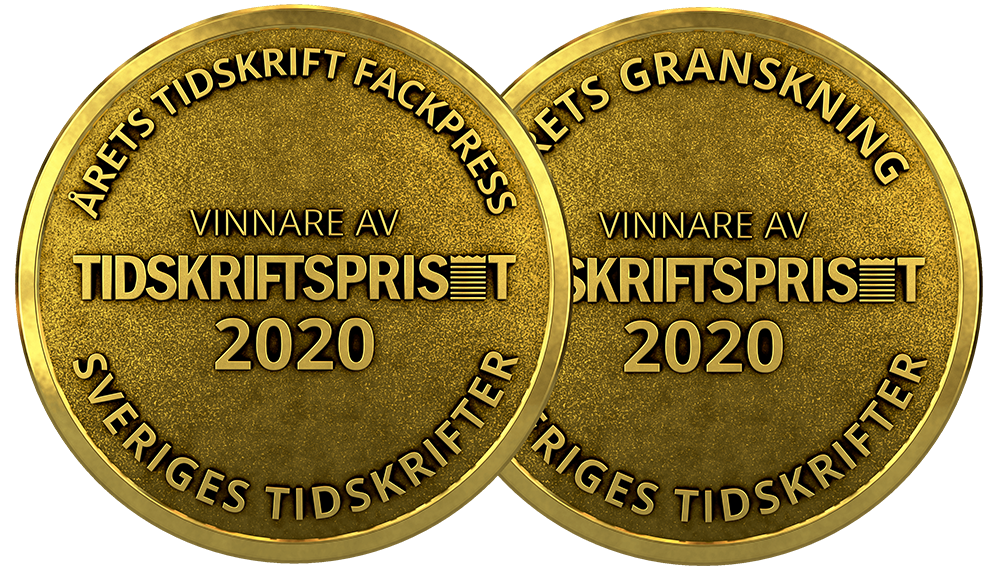 Tidsskriftspriset 2020