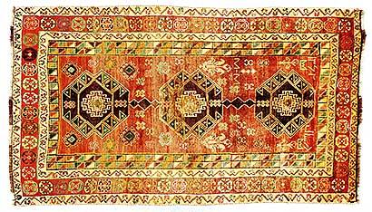 begagnade äkta mattor