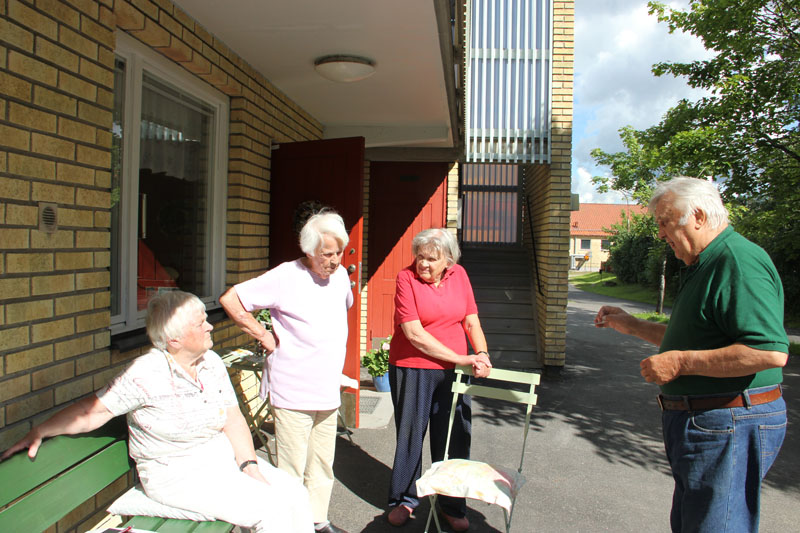 mötesplatser för äldre i hedesunda