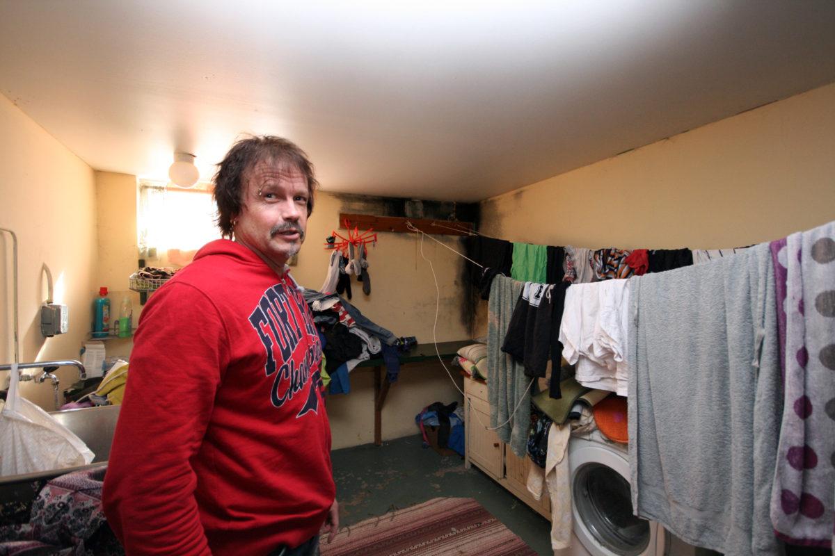 Hyresgäster blev uppsagda efter krav på renovering   hem & hyra