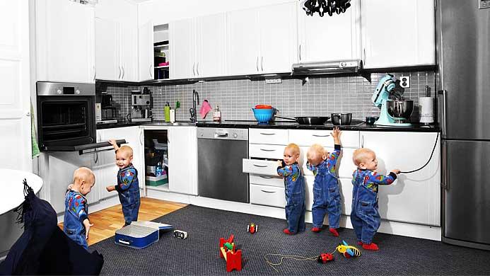 Så blir hemmet barnsäkert - Hem   Hyra a31e998084ed6