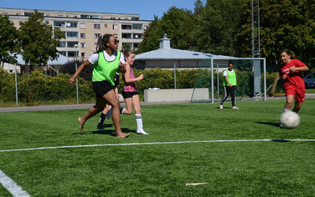 Finalist till Guldhanden: Patricia Daoud NaperottiSverige United