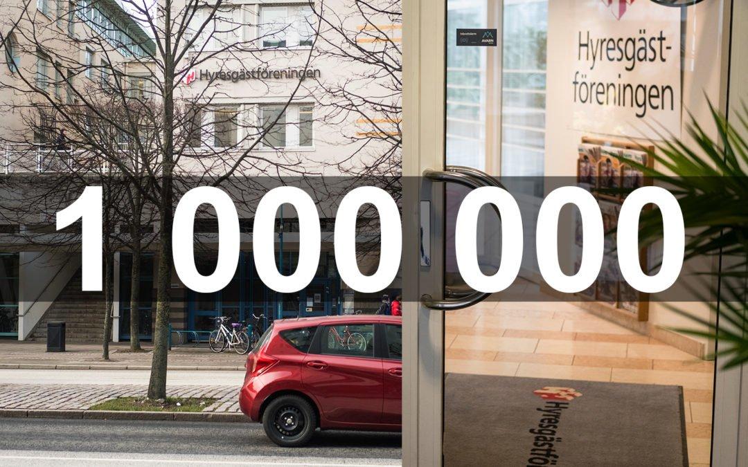 Sena julklappen fick 12 miljoner