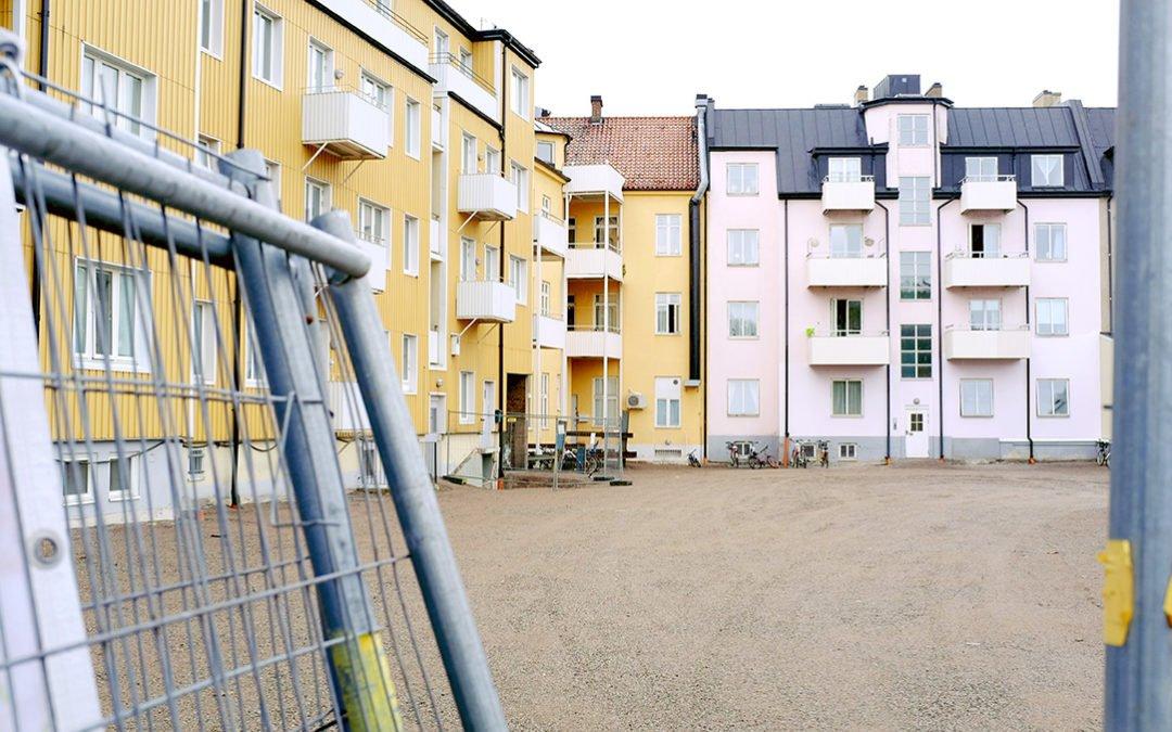 Svenskars hem akut hotat