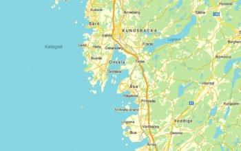 Kommuner I Blekinge Karta.Karta Se Hur Din Kommun Ordnar Bostader Hem Hyra