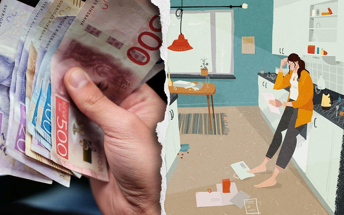 Ansökan om fondmedel - 1:a samfonden för ensamstående kvinnor