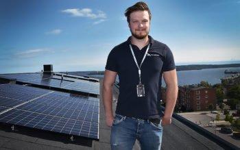 Östersundshem kammade hem nationellt klimatpris Hem & Hyra