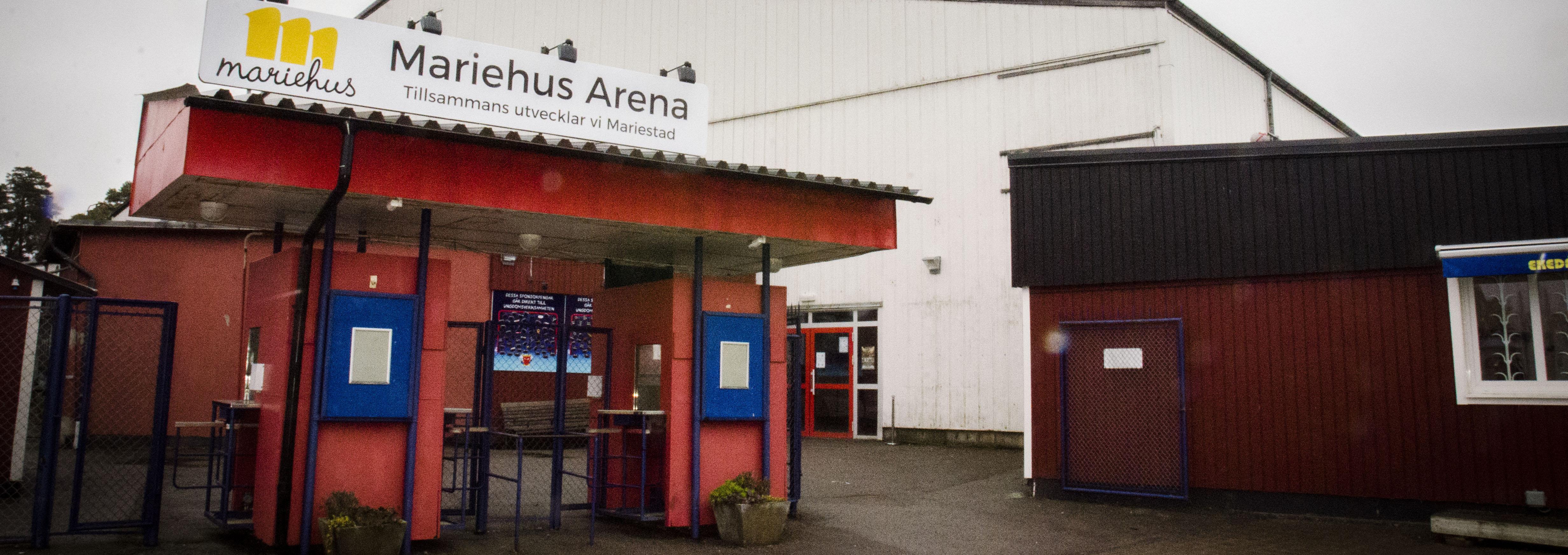 ec7ddb0e38b2 Mariehus sponsring av Bois Hockey har väckt debatt. Fredrik Marcusson har  varit förtroendevald för Hyresgästföreningen i 20 år.