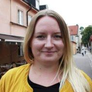 Lucinda Andersson, Tillsammans för Uppsala.
