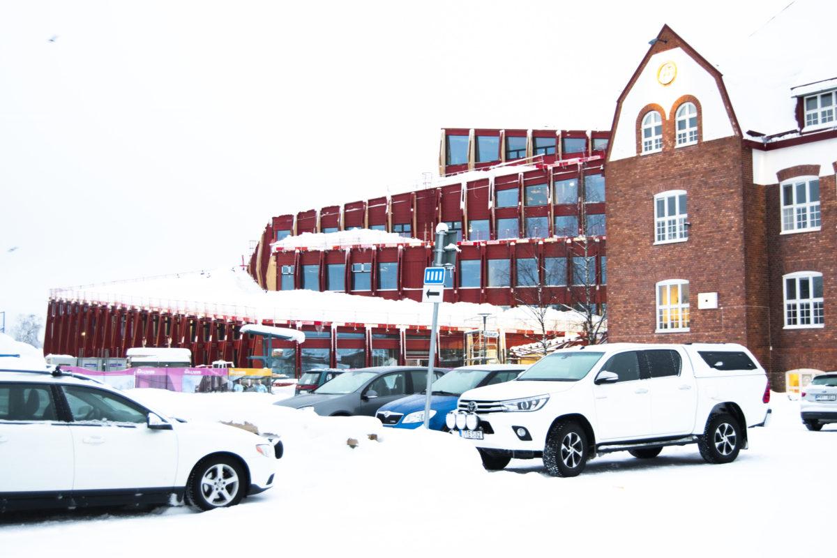 Ny gymnasieskola