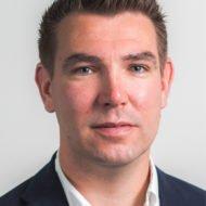 Mikael Ahborn, Akelius regionchef för södra Sverige.