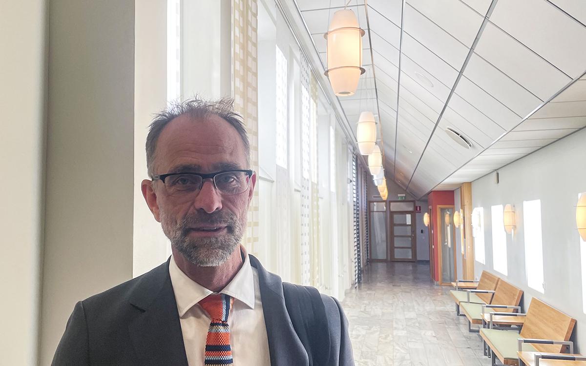 Lars Morand, åklagaren som driver fallet om fusket i bostadskön