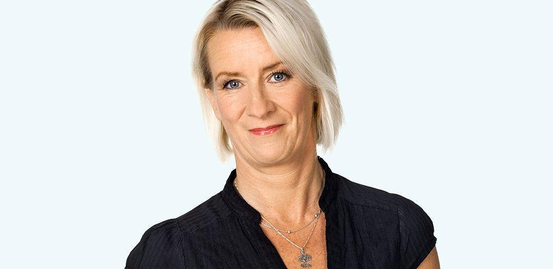Chefredaktör Susanna Skarrie