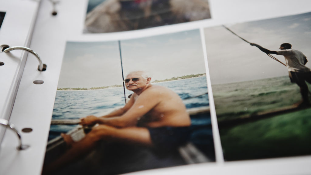 Kent Wallqvists fotoalbum.